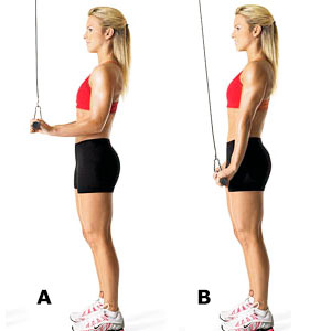 Rope-tricep-pushdown